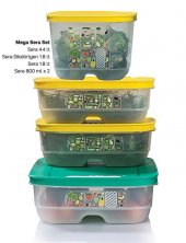 Tupperware Sera Mega Set