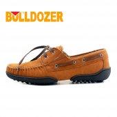 Bulldozer 16659 Deri Casual Timberlan Erkek Ayakkabı