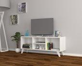 Tv Ünitesi West 120 Cm Beyaz