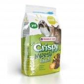 Verselelaga Crispy Muesli Rabbit Tavşan Yemi 1 Kg (10 Adet)