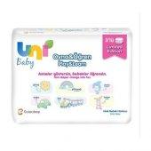 Uni Baby Islak Mendil Oyna & Öğren 52 Yaprak 3 Paket 156 Yaprak