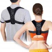 Yeni Model Dik Duruş Aparatı Kamburluk &oumlnleyici Posturex Korse