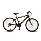 Arnica 2404 24 Cant 21 Vites Klasik Bisiklet (Siyah Renk)