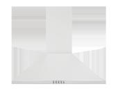 Oscar 5664 Beyaz Duvar Tipi Davlumbaz