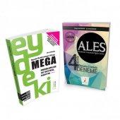 Ales 2019 Eydeki Mega + Dört Dörtlük Deneme Kitap Seti
