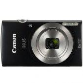 Canon Ixus 185 Siyah Dijital Fotoğraf Makinası