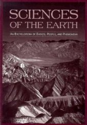 Sciences Of The Earth An Encyclopedia Of Events, People, And Phenomena
