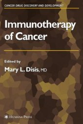 ımmunotherapy Of Cancer