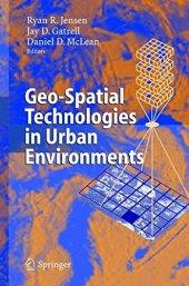 Geo Spatial Technologies In Urban Environments