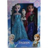 Disney Frozen Elsa Ve Anne Bebek Seti