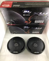 Boschmann Bm Xw 633fr Audio 16 Cm Profesyonel Hopa...