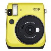 Fujifilm Instax Mini 70 Sarı Fotoğraf Makinesi