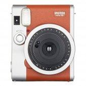 Fujifilm Instax Neo 90 Classic Kahverengi Fotoğraf Makinesi