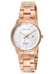 Vialux Aj537r 02sr Kadın Kol Saati