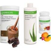 Herbalife Çikolata Shake+şeftali Çay+aleo Vera