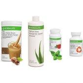 Herbalife Fındıklı Shake+aleo Vera+thermo+çay