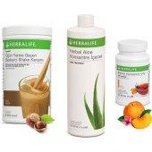 Herbalife Fındıklı Shake+şeftali Çay+aleo Vera