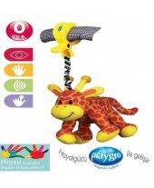 Playgro 111280 Titreşimli Zürafa