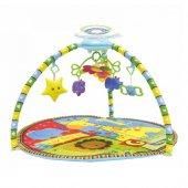 Prego Toys Pd303 Işıklı Bahçe Oyun Parkı Halısı...