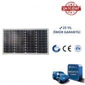 40w Watt Fiyatına 45w Monokristal Güneş Paneli Solar Panel