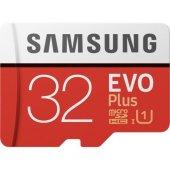 Samsung 32gb Evo Plus 100mb Class 10 Uhs I Micro Sd Mb Mc32ga Tr