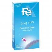 Fe Prezervatif Geciktirici 12li
