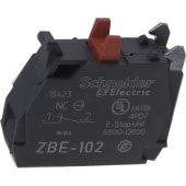 Schneider Zbe102 Nc Buton Yardımcı Kontak
