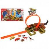 Simba Toys Dino Loop Shot Parkur Seti