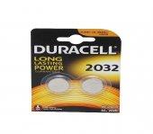 Duracell 2032 2 Li Pil 3 Volt