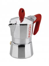 Mokapot Manuel Kahve Demleme Ünitesi Alüminyum 2 Cups Kaffet Br