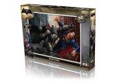 Ks Batman & Superman Puzzle 50 Parça