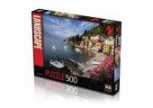 Ks Lago Di Como Italy Puzzle 500 Parça