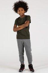 Tommy Life Dıscover Yazılı Haki Çocuk Tshirt