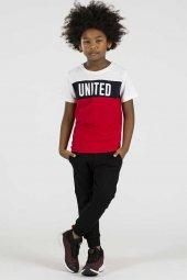 Tommy Life Basic United Kırmızı Çocuk Tshirt