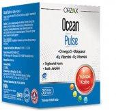 Orzax Ocean Pulse Omega 3 30 Kapsül