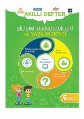 6. Sınıf Bilişim Teknolojileri Ders Kitabı