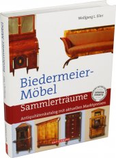 Battenberg Verlag Biedermeier Antika Mobilyaları Referans Kitabı