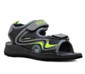Gezer 10781 Erkek Çocuk Sandalet Yazlık Cırtlı Spor Rahat Taban
