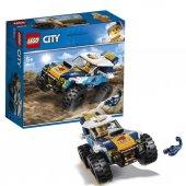 Lsc60218 Çöl Rallisi Yarış Arabası City +5 Yaş Lego 75 Pcs