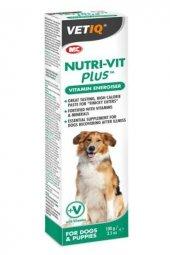 Mc Vetiq Nutri Vit Plus Köpekler Için Enerji Verici Vitamin Macun