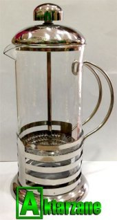 French Press Kahve Bitki Demleme 350ml
