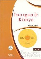 Inorganik Kimya Cilt 2 Palme Kitabevi