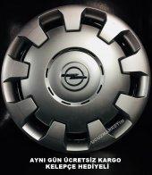 15 İnç Opel Araç Uyumlu Jant Kapağı Kelepçe Hediye...