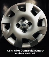 Hyundai İ20 15 İnç Kırılmaz Jant Kapağı Takımı Eld...