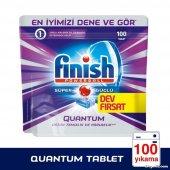 Finish Quantum Bulaşık Makinası Tableti 100 Adet...