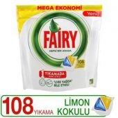 Fairy Hepsi Birarada Bulaşık Makinası Tableti 108 Adet