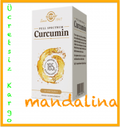 Solgar Full Spectrum Curcumin (Kurkumin) 30 Softgel 12 2019