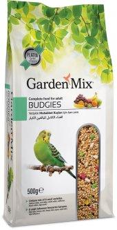Gardenmix Platin Seri Vitaminli Meyveli Muhabbet Kuşu Yemi 500 Gr (10 Adet)