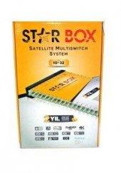 Next Starbox Ye 10 32 Kaskatlı Uydu Santral Ledli Multiswitch