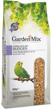 Garden Mix Platin Seri Muhabbet Kuşu Yemi 1 Kg (10 Adet)